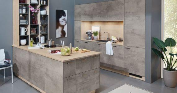 Офисные кухни в стиле Лофт