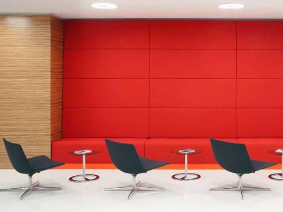 Тканевые (акустические) стеновые панели