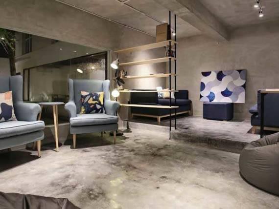 мебель для офисов в стиле лофт на заказ в москве