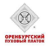 Оренбургский пуховой платок