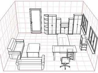 Dizain-proekt-ofisa