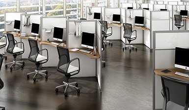 Мебель в колл-центры