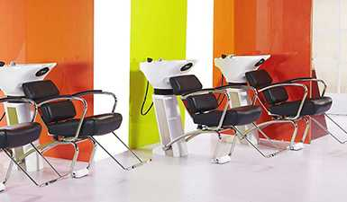 Дизайнерские стулья для салона красоты